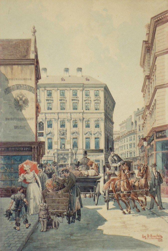 12: August Stefan Kronstein (1850 - )