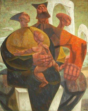 15: John Fenton  (1912 - 1977)