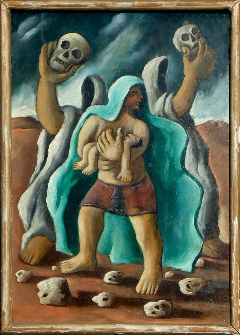 4: Julio De Diego (1900 - 1979)