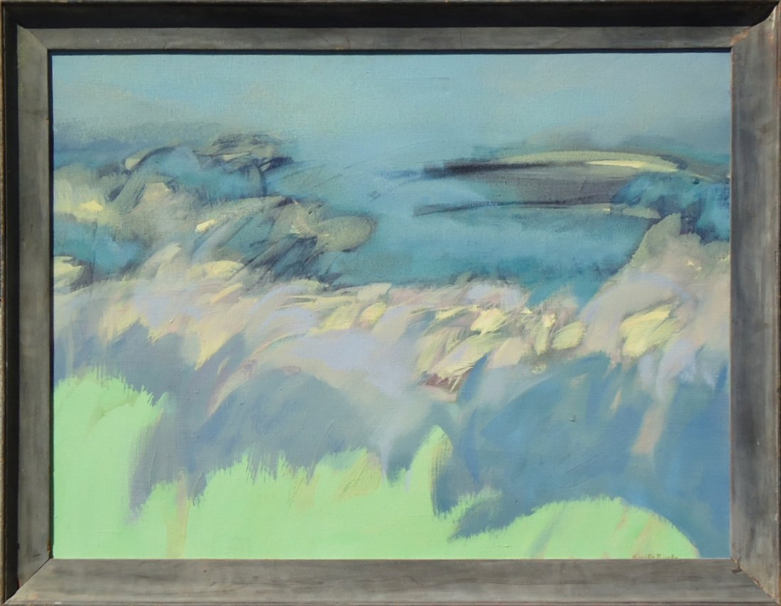 20: E. Ainslie Burke (1922 - 1991)