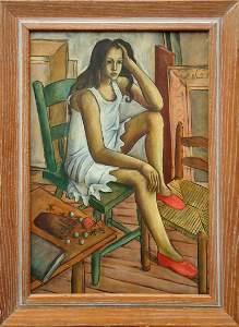 195: Julio De Diego  (1900 - 1979)