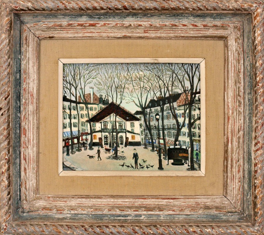 Jean Raffy Le Persan  (1920 - 2008)