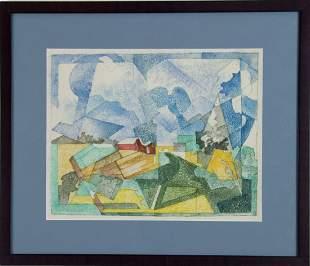 John Ruggles (1907 - 1991)