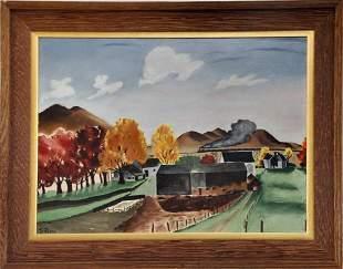Ernest Fiene (1894 - 1965)
