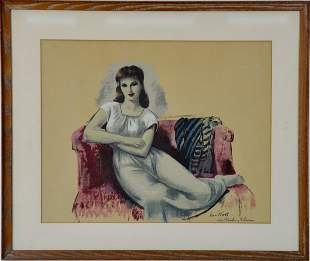 Leon Kroll (1884 - 1974)