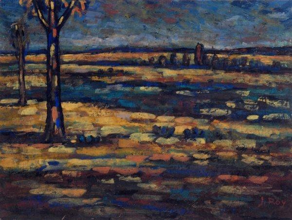 5: JAMINI ROY (1887 - 1972)
