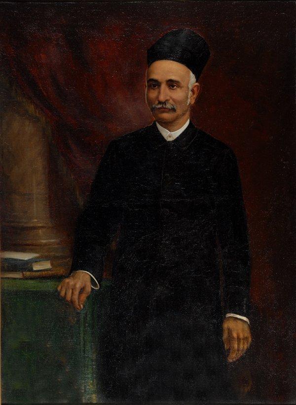 6: M. F. PITHAWALA (1872-1937)