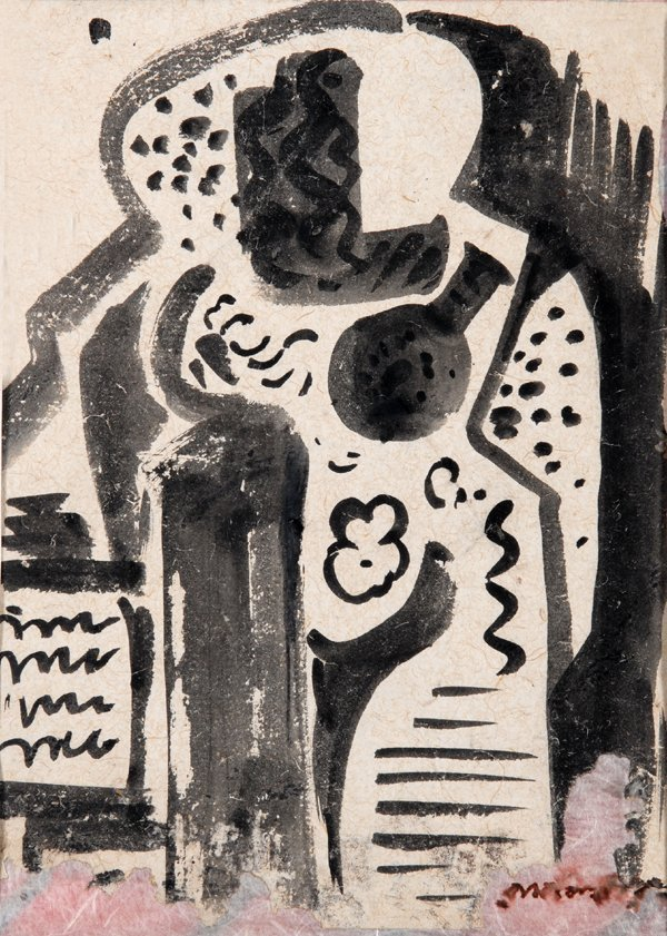8: RAMKINKAR BAIJ (1910 – 1980)
