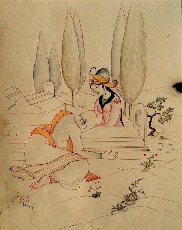 11: ASIT KUMAR HALDAR (1890-1964)