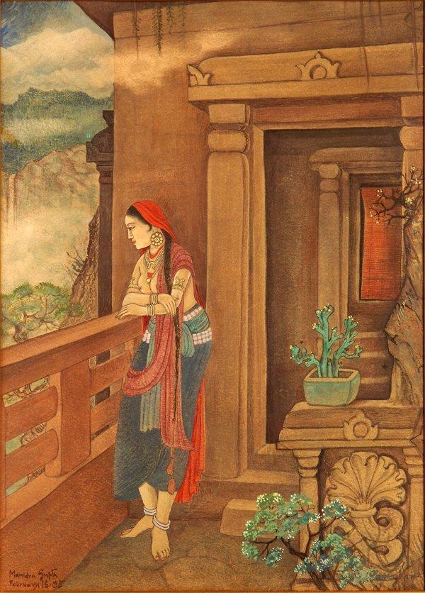 17: MANIDRA BHUSHAN GUPTA (1898 – 1968)