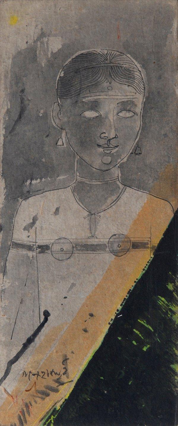 20: GANESH HALOI (b.1936)