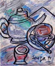 31A: FRANCIS NEWTON SOUZA (1924 � 2002)