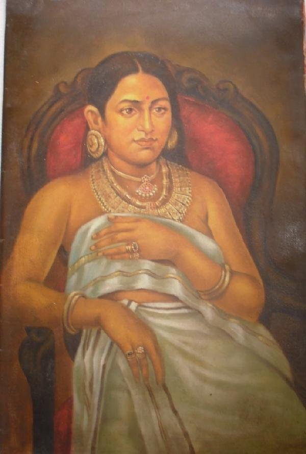 1: Raja Ravi Varma (1848-1906), Studio of