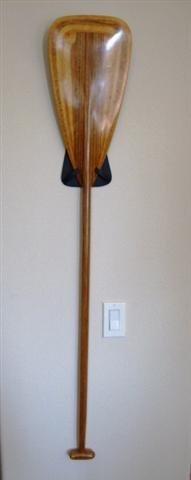 95: Koa Wood Paddle