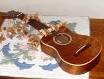 111: Koa Maui ukulele
