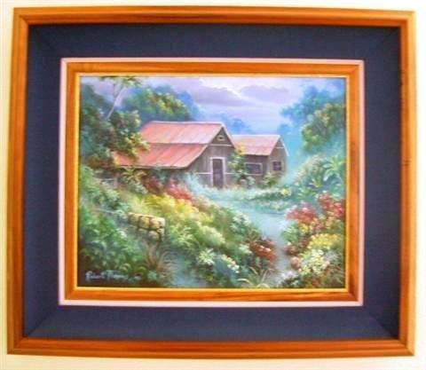 120: Original Oil  by Robert Thomas