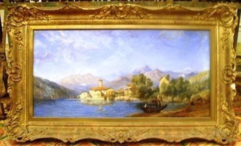 524: Framed original by W. Perry