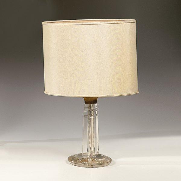 1023: CANDELIERE MONTATO A LAMPADA