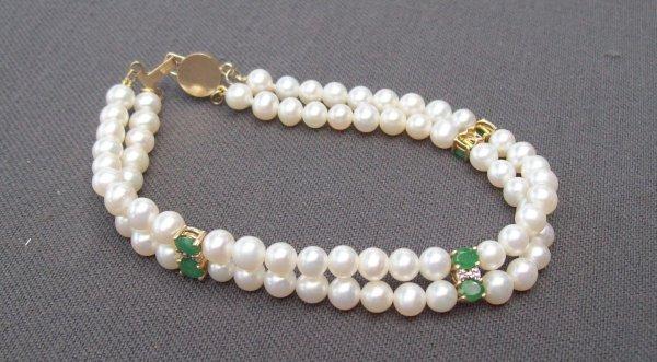 0001: Ladies Bracelet