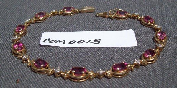 0015: Ladies Bracelet