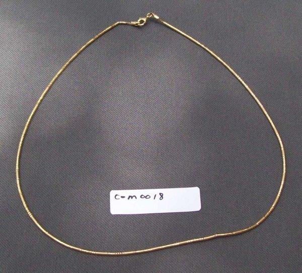 0018: Ladies Necklace