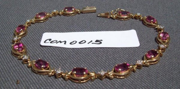 15G: Ladies Bracelet
