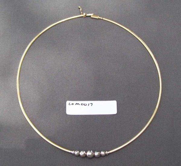 17G: Ladies Necklace