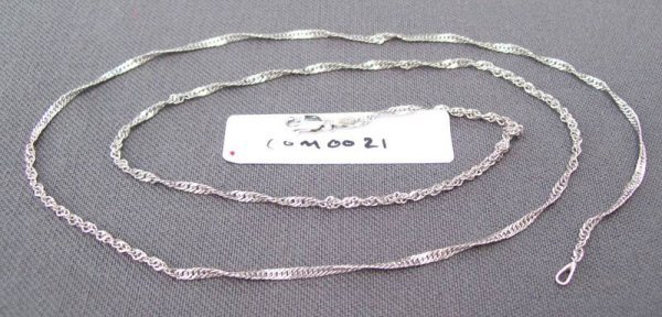 21G: Ladies Necklace