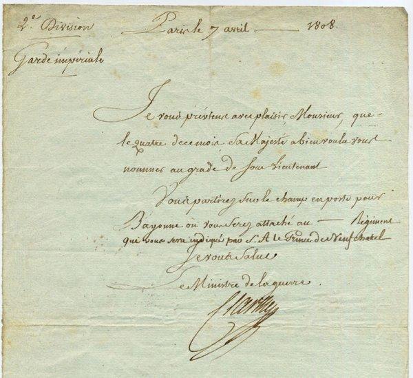 12: MARECHAUX DE FRANCE-KELLERMANN (LS de Mayence 1807)