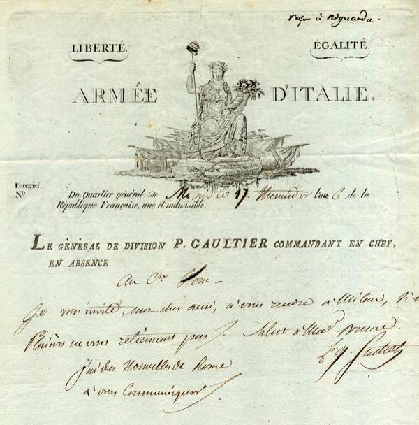 20: Louis-Gabriel SUCHET [1770-1826] Maréchal d'Empire.