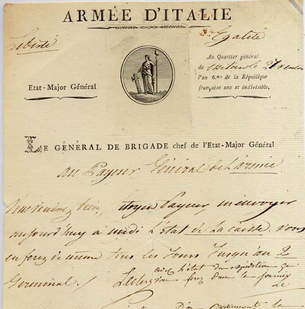 21: Emmanuel LECLERC [1772-1802] Général, beau-frère de