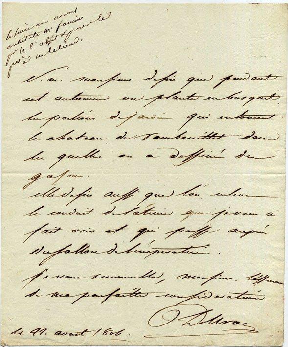 22: RAMBOUILLET. Christophe Michel DUROC [1772-1813] Gé