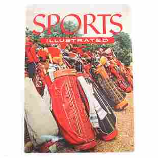 August 23, 1954 2nd Issue of Sports Illustrated w/