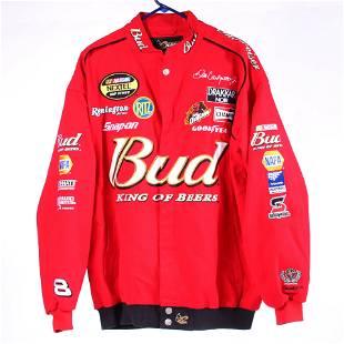 Dale Earnhardt Jr. Budweiser Crew Jacket, Size XL