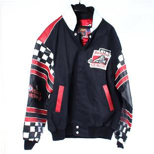 1995 Winston Select Ponoma Leather Jeff Hamilton