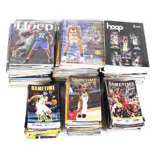 Large Lot of over 200 Indiana Pacers NBA Basketball