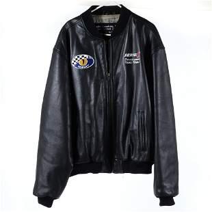 Rare Shelby Series 1 Development Team Leather Jacket