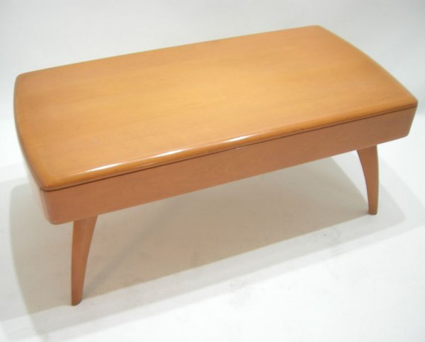 Retro modern heywood wakefield coffee table m905g 126 retro modern heywood wakefield coffee table m905g geotapseo Image collections