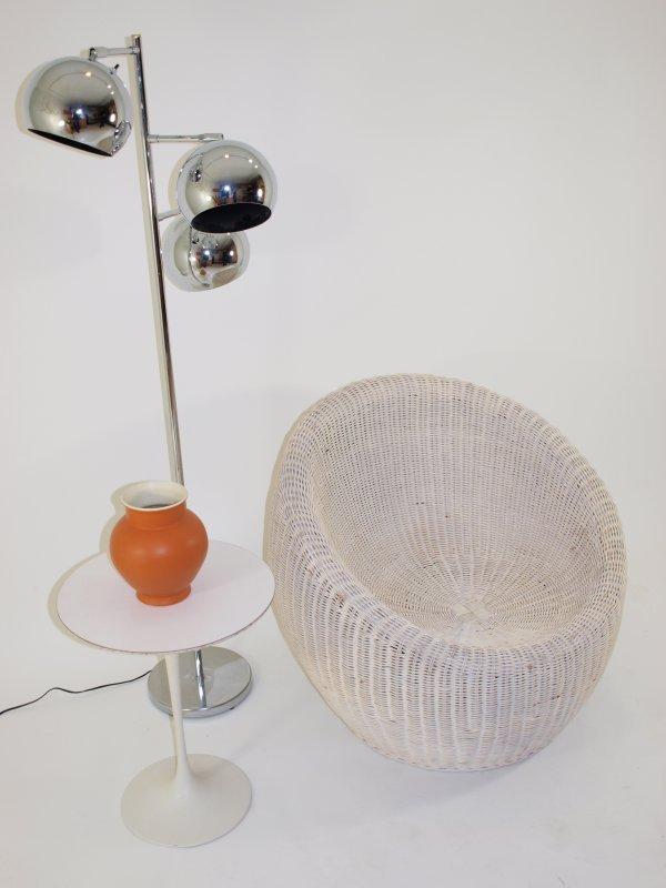 1001: Aarnio Mushroom Lounge Chair