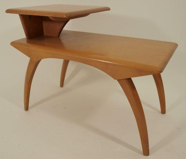 1007: Heywood-Wakefield Step End Table (M908 G)