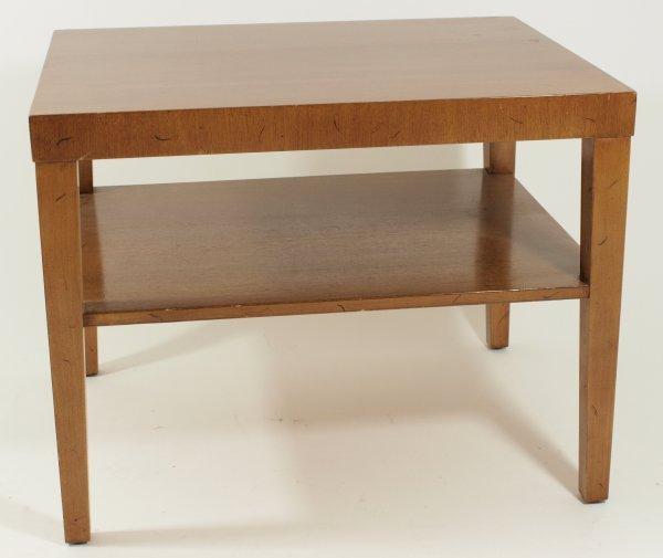 1018: T.H. Robsjohn-Gibbings for Widdicomb Table