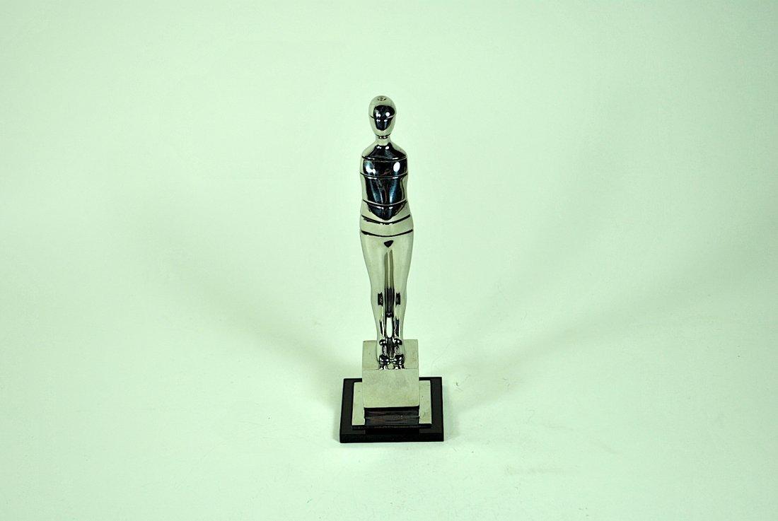 Ernest Tino Trova 'Horizontal Cut Figure' Sculpture
