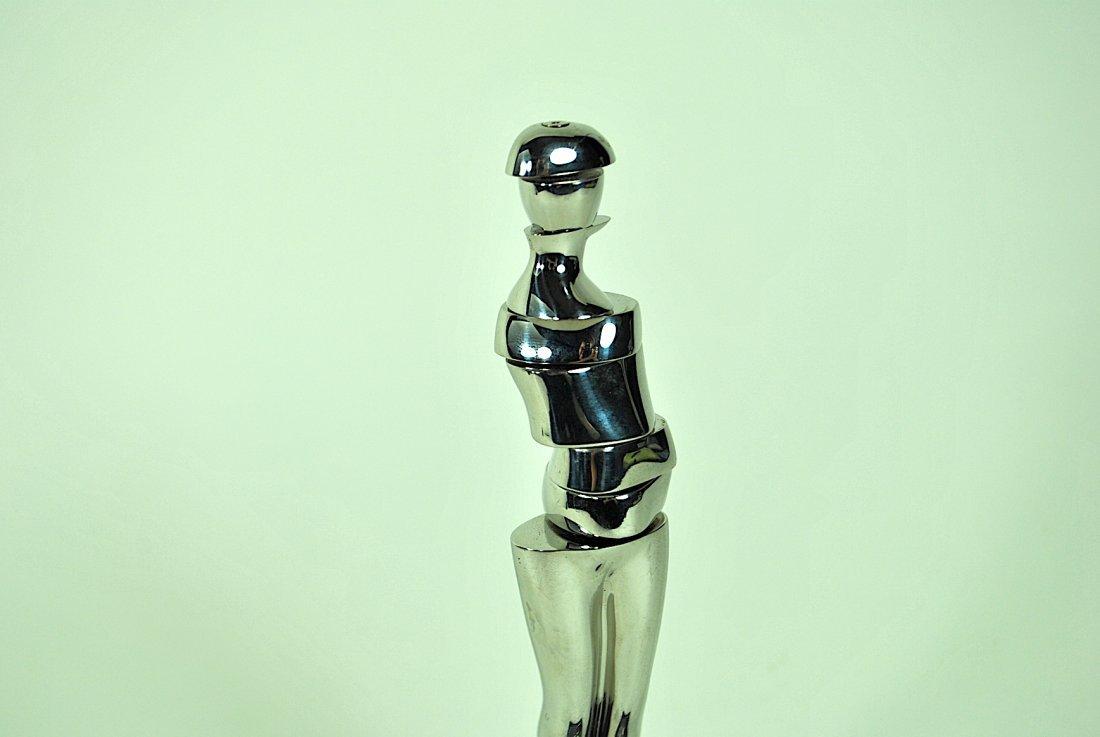 Ernest Tino Trova 'Horizontal Cut Figure' Sculpture - 8