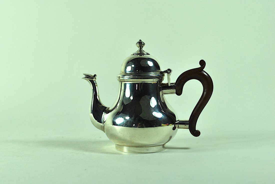 English Sterling Teapot