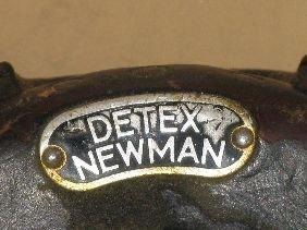 270: VINTAGE DETEX NEWMAN WATCHMAN CLOCK - 4