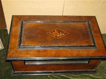 335: ALFRED JUNOD SWISS MUSIC BOX