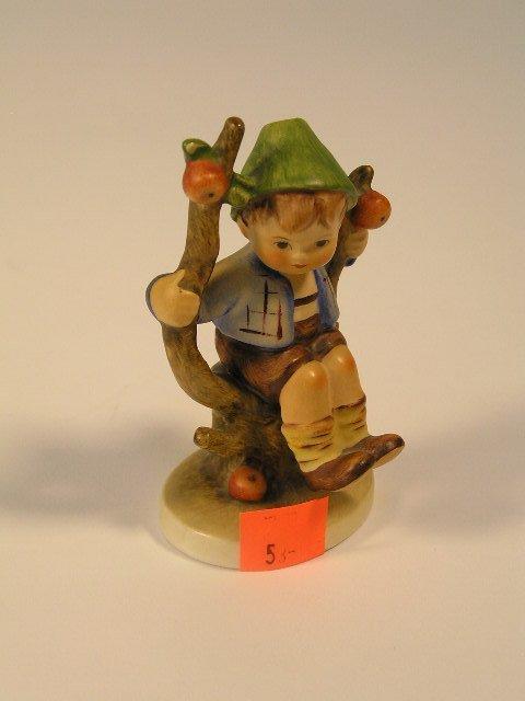 3005: HUMMEL FIGURINE TMK 4 - APPLE TREE BOY