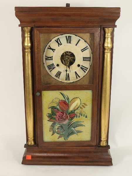 23: SETH THOMAS ANTIQUE CLOCK
