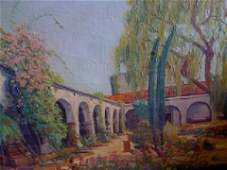189 James Arthur Merriam 18801951 Oil on Canvas