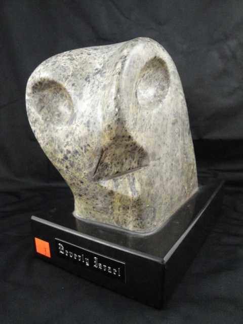 3: Contemp Beverly Israel Marble Sculpture